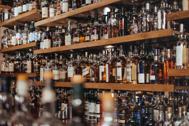 Japanese Whisky Guide - The Bar