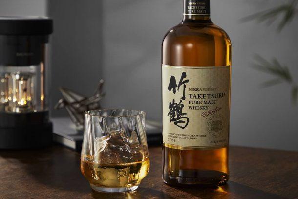 Taketsuru Pure Malt - 4th Best Japanese Whisky 2021