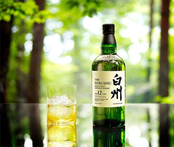 Hakushu 12 Year - 6th Best Japanese Whisky 2021