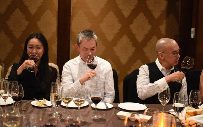 Changyu Moser Tasting Dinner
