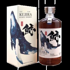 KUJIRA RYUKYU WHISKY 20 YEARS OLD Bottle