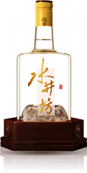 SHUI-JING-FANG-WELLBAY Bottle