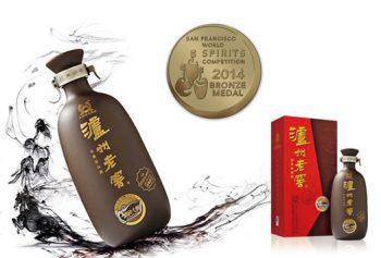 Luzhou-Laojiao Award