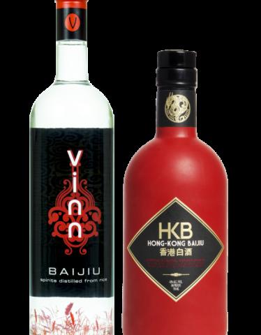Vinn and HKB Bottles