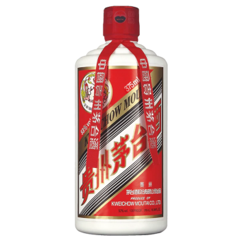 Bottle of Kweichow Moutai