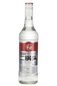 Beijing Erguotou bottle
